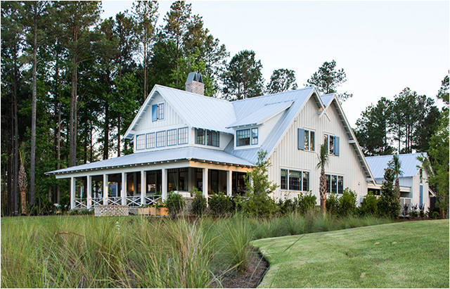 River View House Plans May River House southern Living House Plans