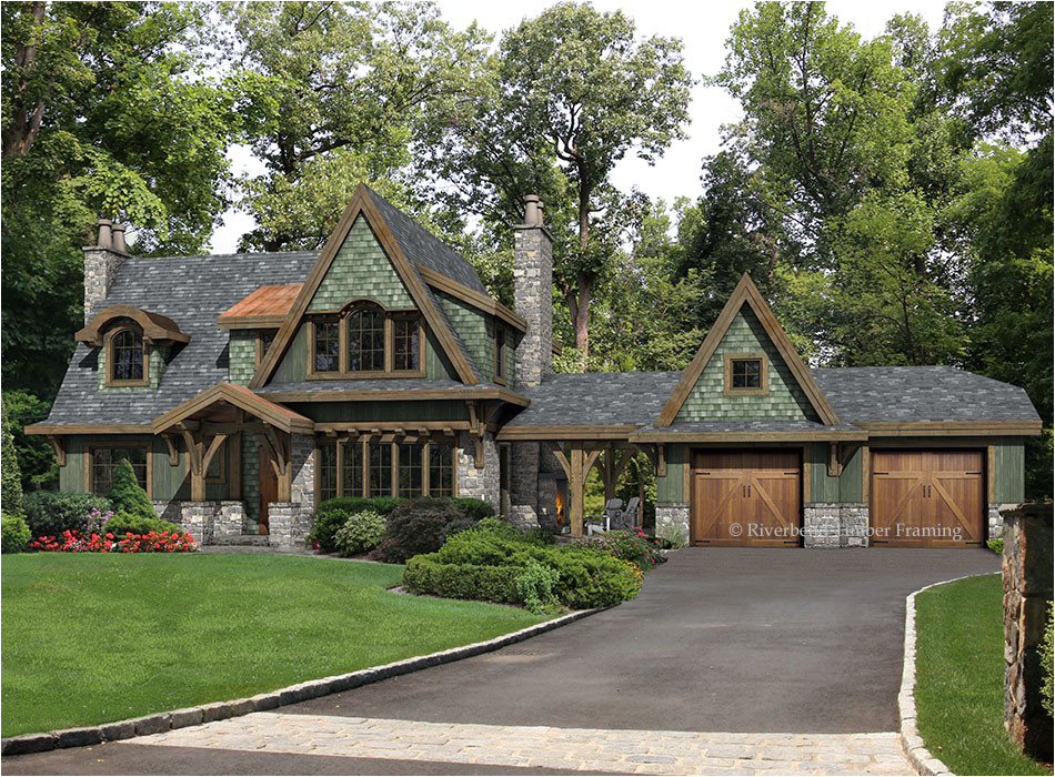 foxwood log home riverbend timber framing