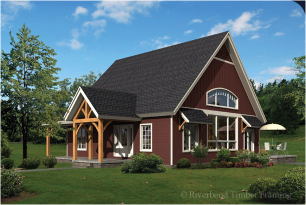 cottage home plan