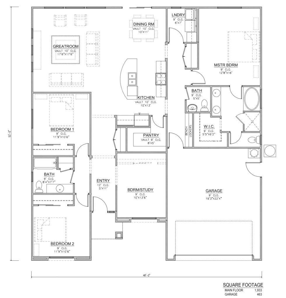 hearthstone homes floor plans