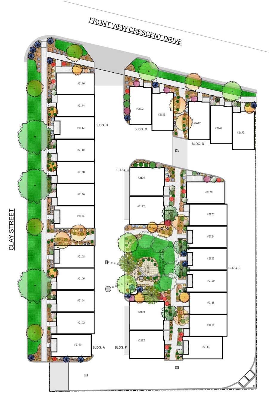 new jefferson park project row houses at jefferson park