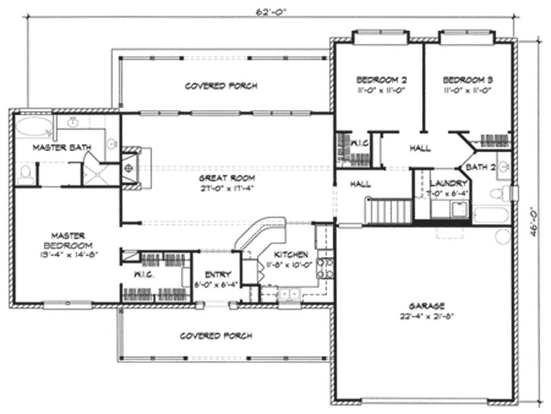 Rustic Country Home Floor Plans Floridale Rustic Country Home Plan 095d 0003 House Plans