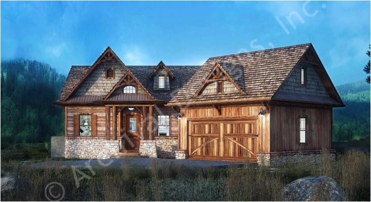 exceptional rustic home plans 8 rustic lake home house plans