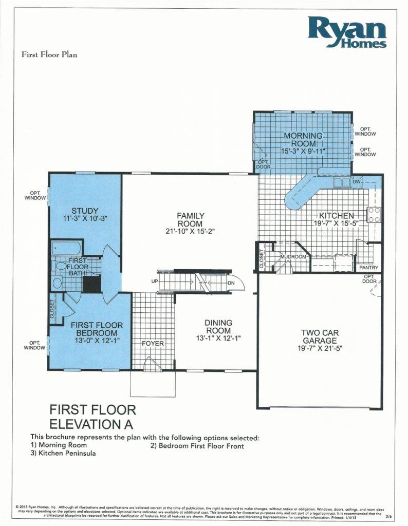 luxury ryan homes venice floor plan