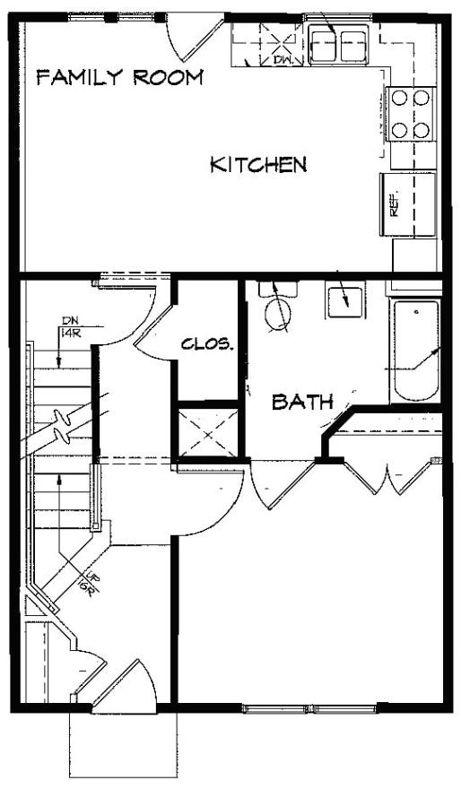ryan homes mozart attic floor plan