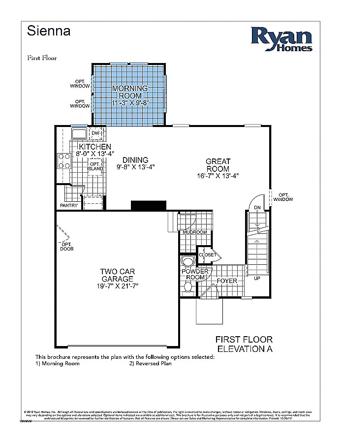 ryan homes pinecliff floor plan best of new construction homes and floor plans in mount airy dc