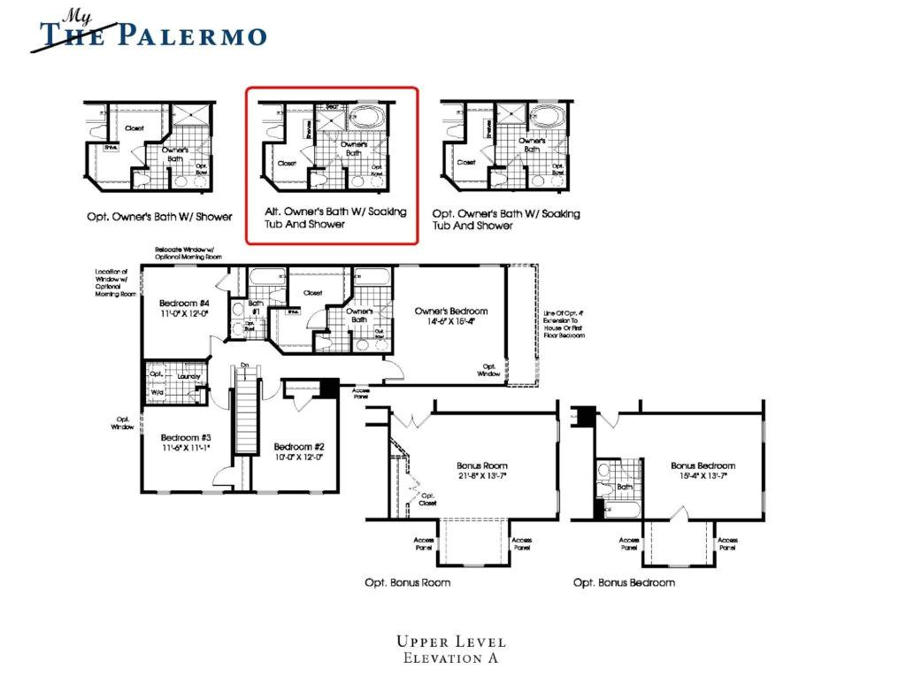ryan homes floor plans
