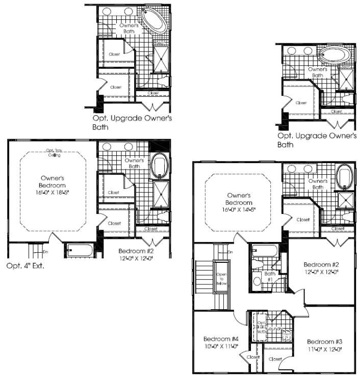 beautiful ryan homes mozart floor plan