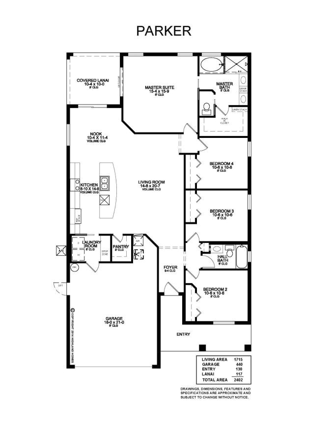 ryland homes floor plans indianapolis