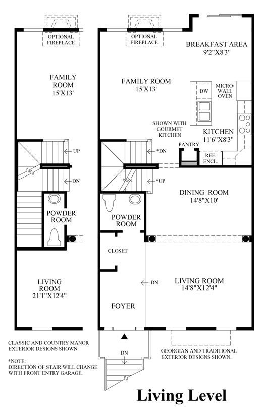 ryland homes hastings floor plan awesome leah forte fortelm na pinterestu