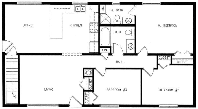 sample house floor plans