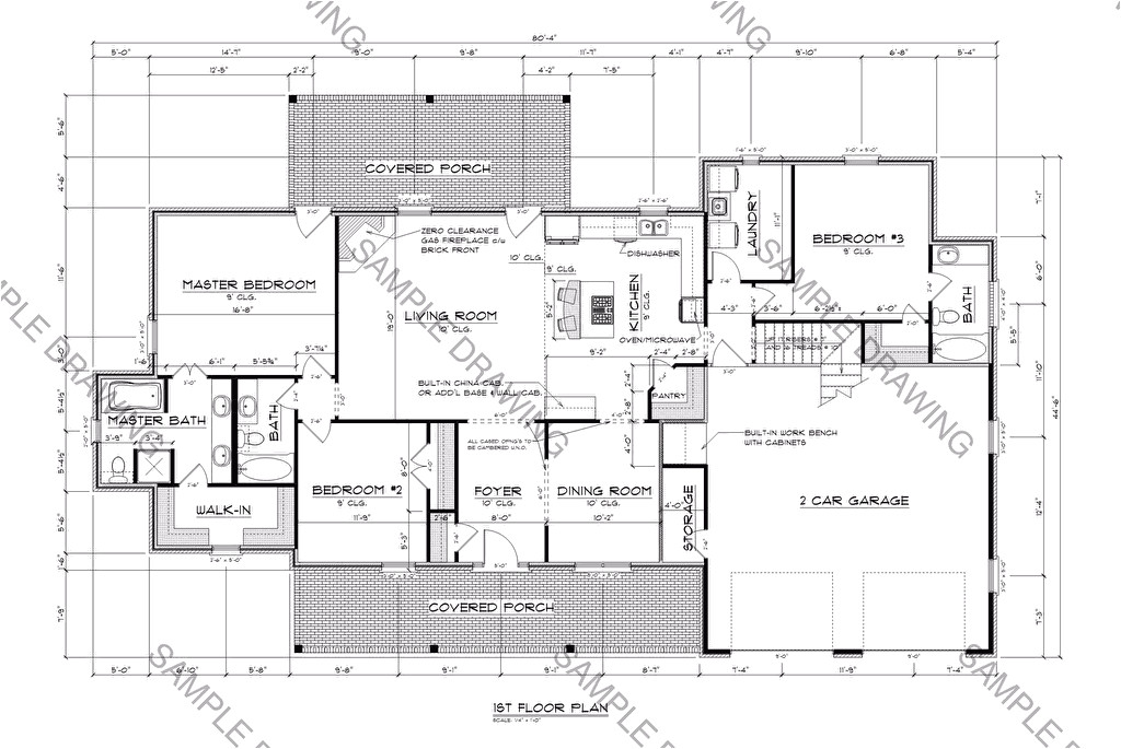 sample house plans or by cp pdf sample01
