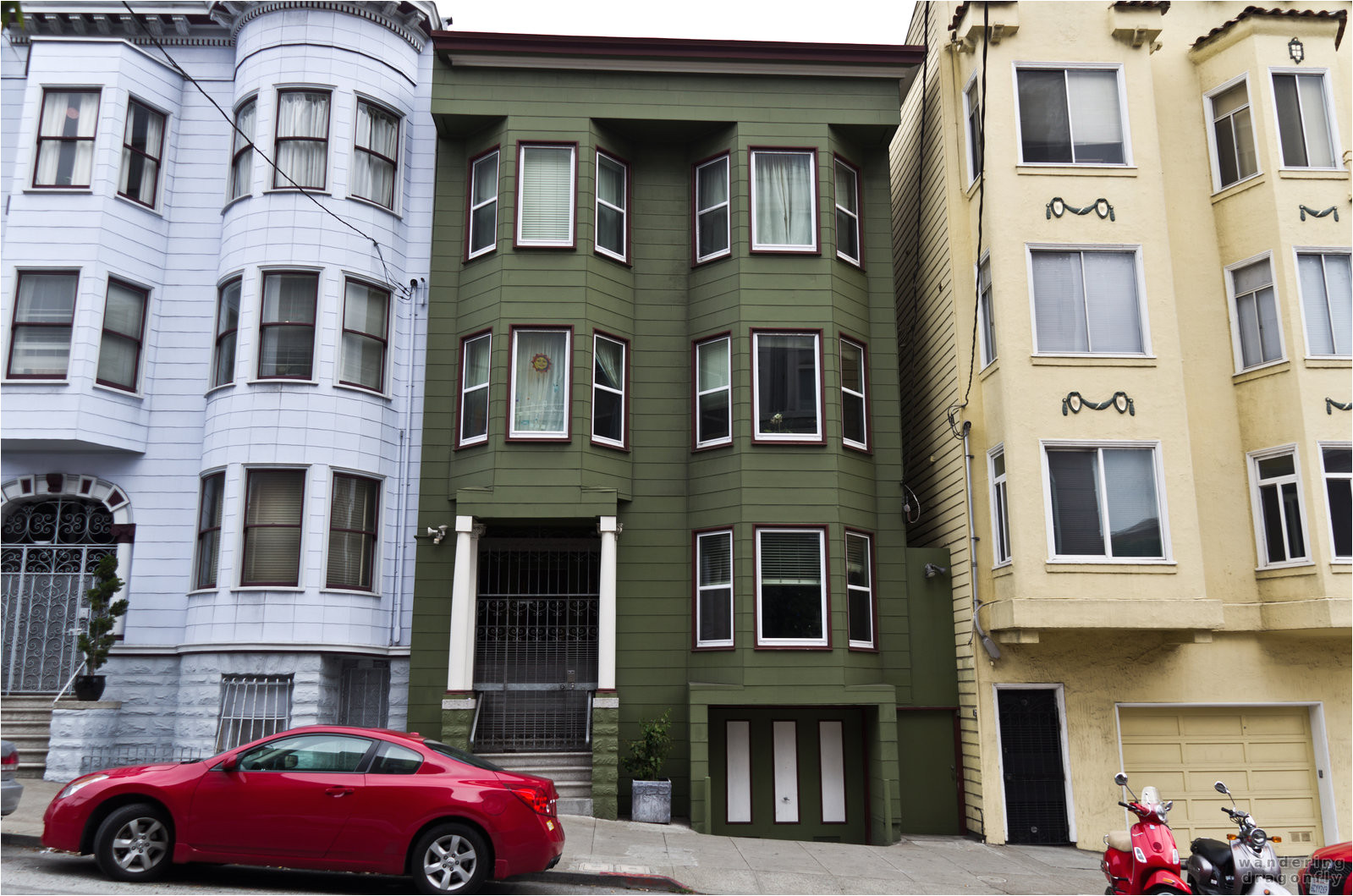 house style in san francisco