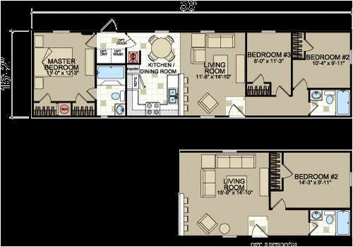champion manufactured homes floor plans