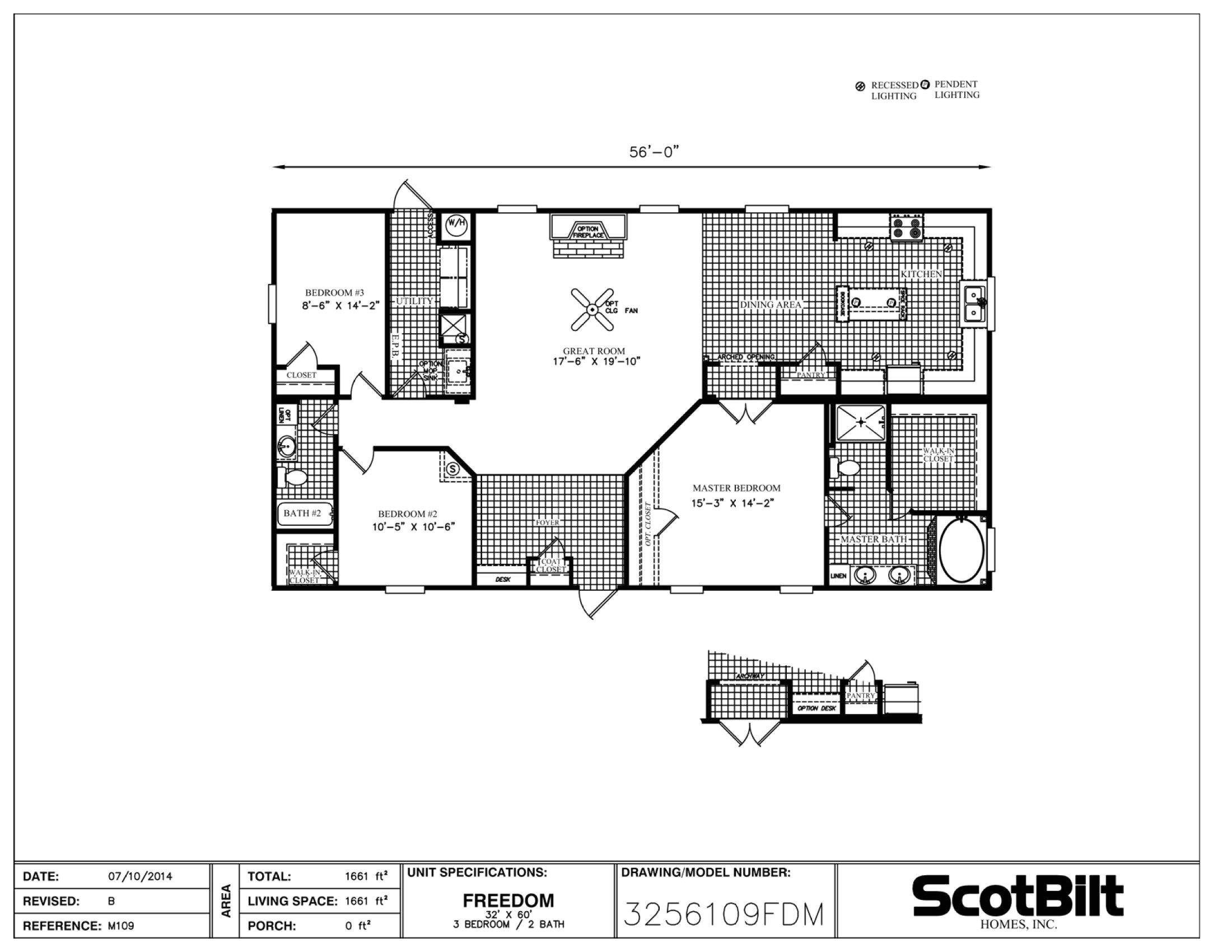 scotbilt homes floor plans