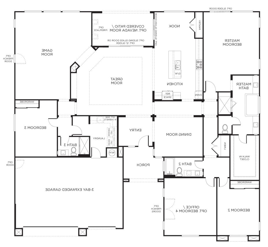 advanced search house plans