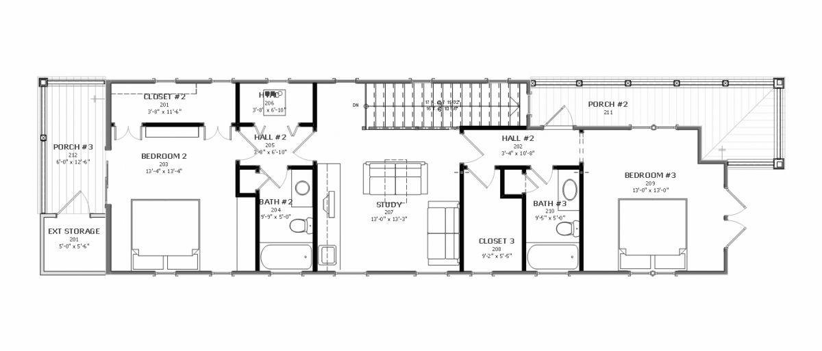 pin shotgun house floor plans pinterest