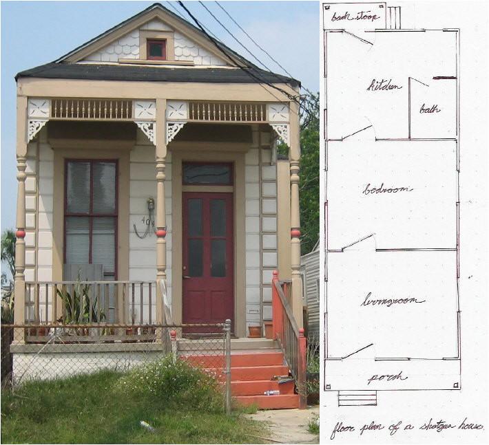 Shotgun Style Home Plans Shotgun Style House Plans Floor Plans