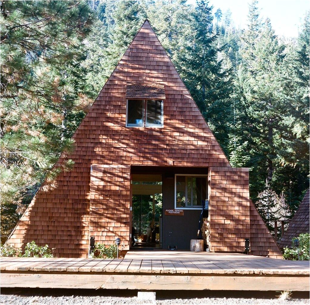 a frame house designs