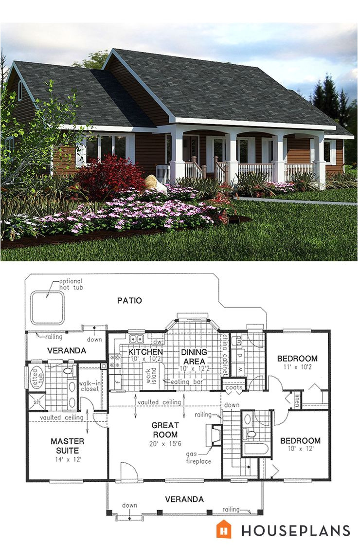 simple country house plans designs