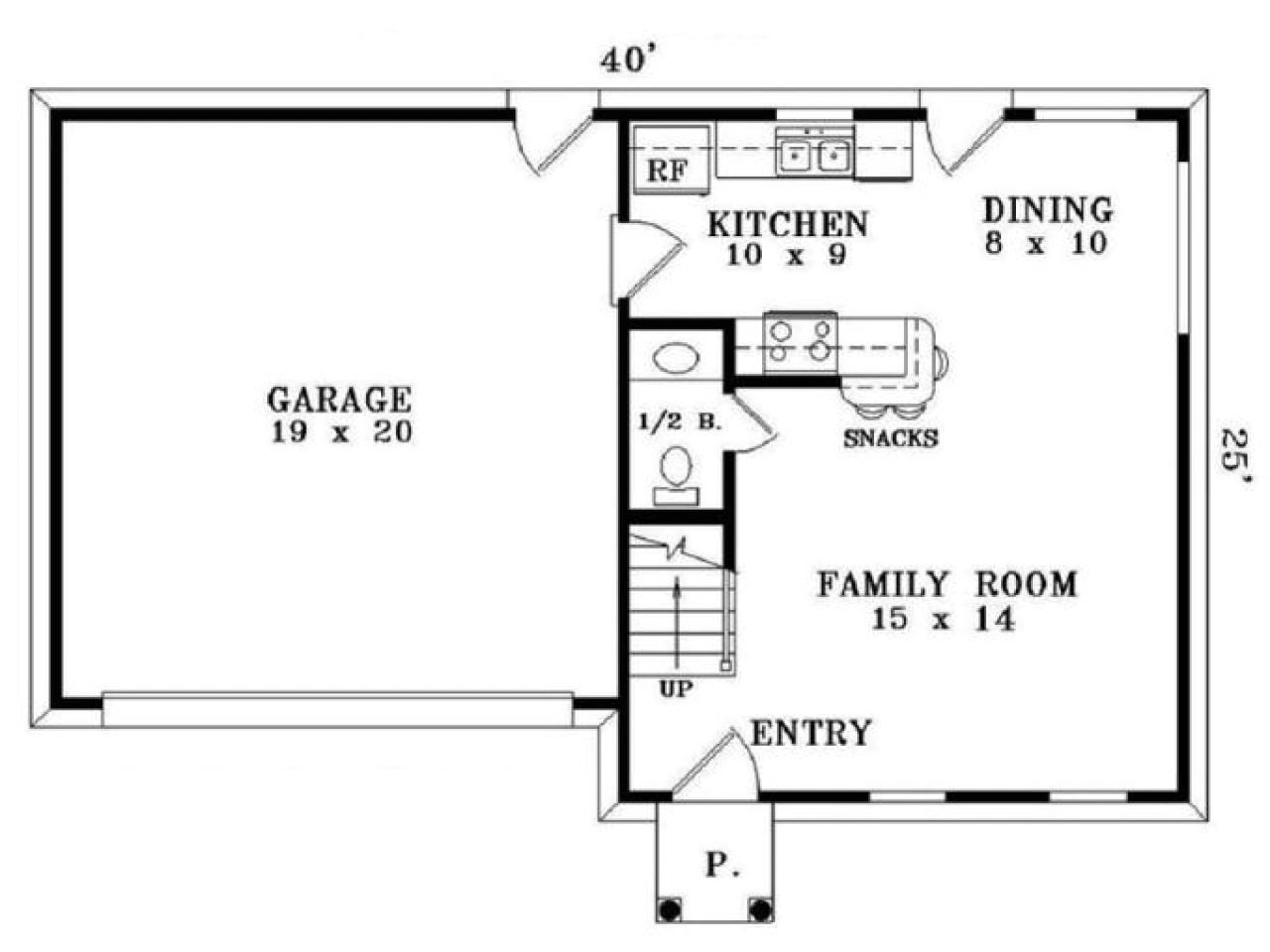 Simple Floor Plans for Homes Simple Small House Floor Plans 2 Bedrooms Simple Small