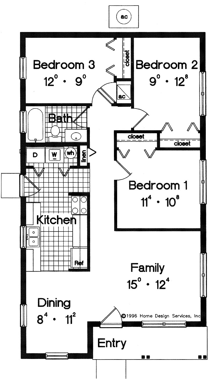 simple house plans