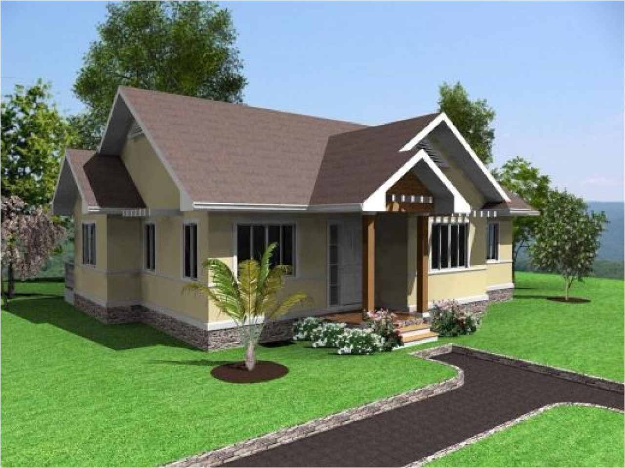 feba325f9631fd46 simple house design 3 bedrooms in the philippines simple modern house designs
