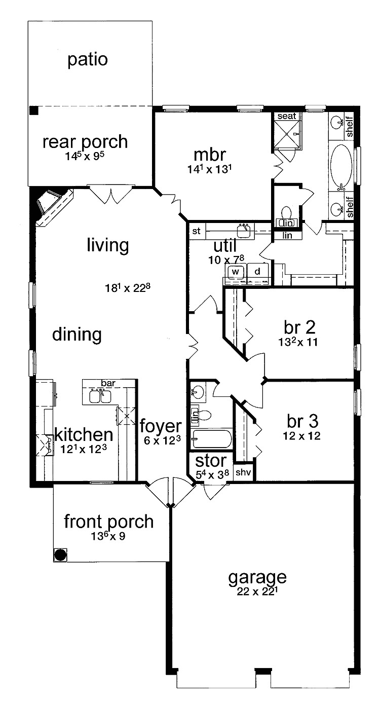 Simple Home Plan House Plans for You Simple House Plans