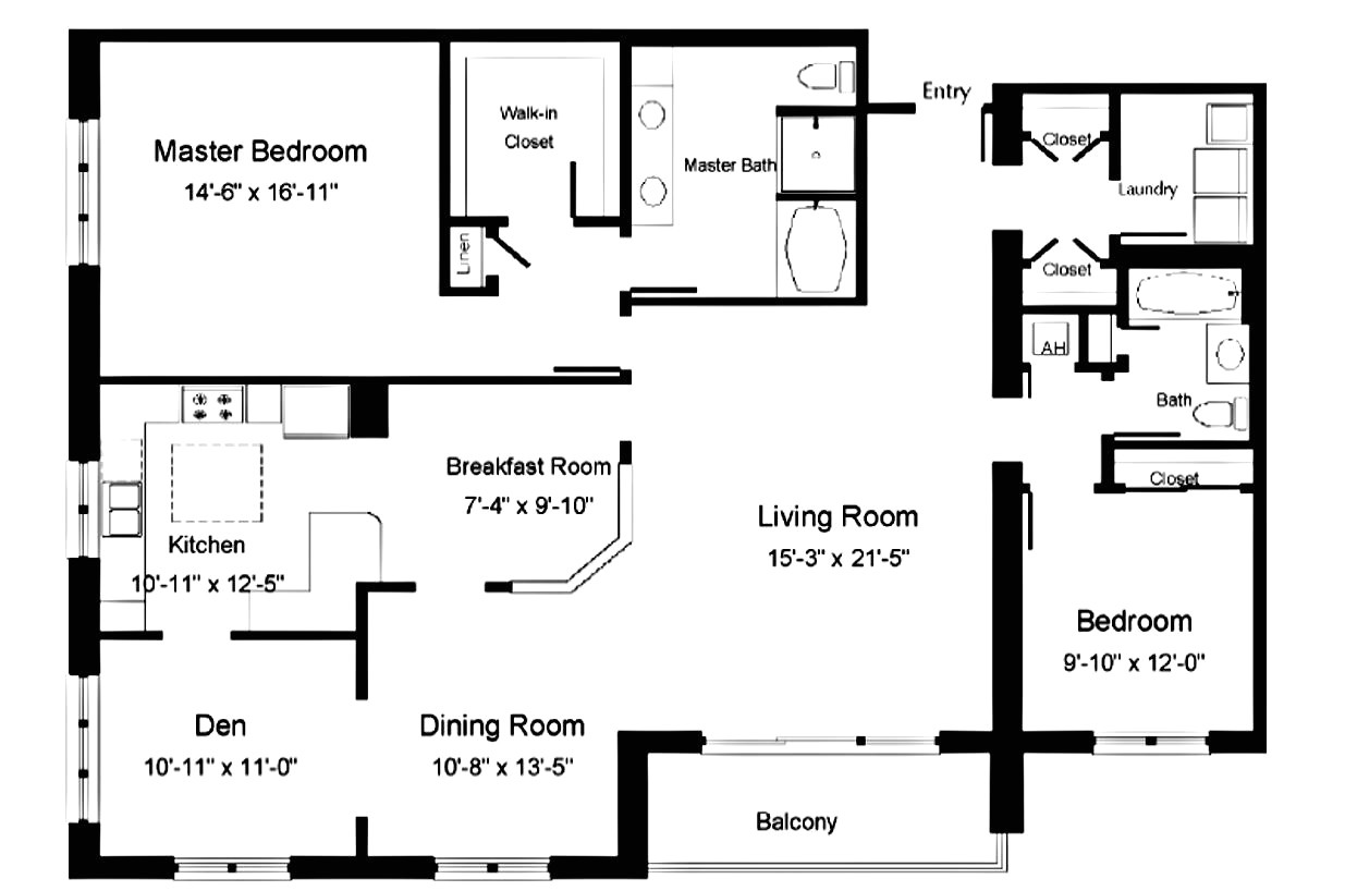 simple house plans under 2000 sq ft
