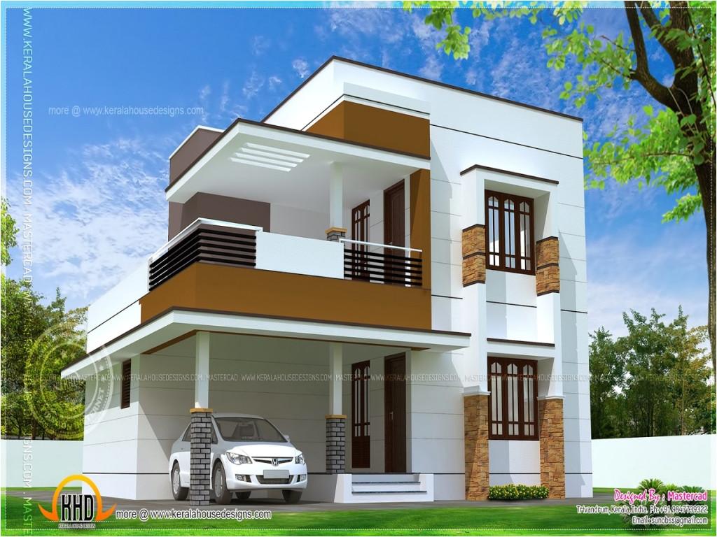 modern house plans simple