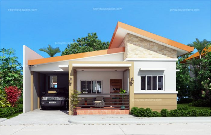 cecile one story simple house design