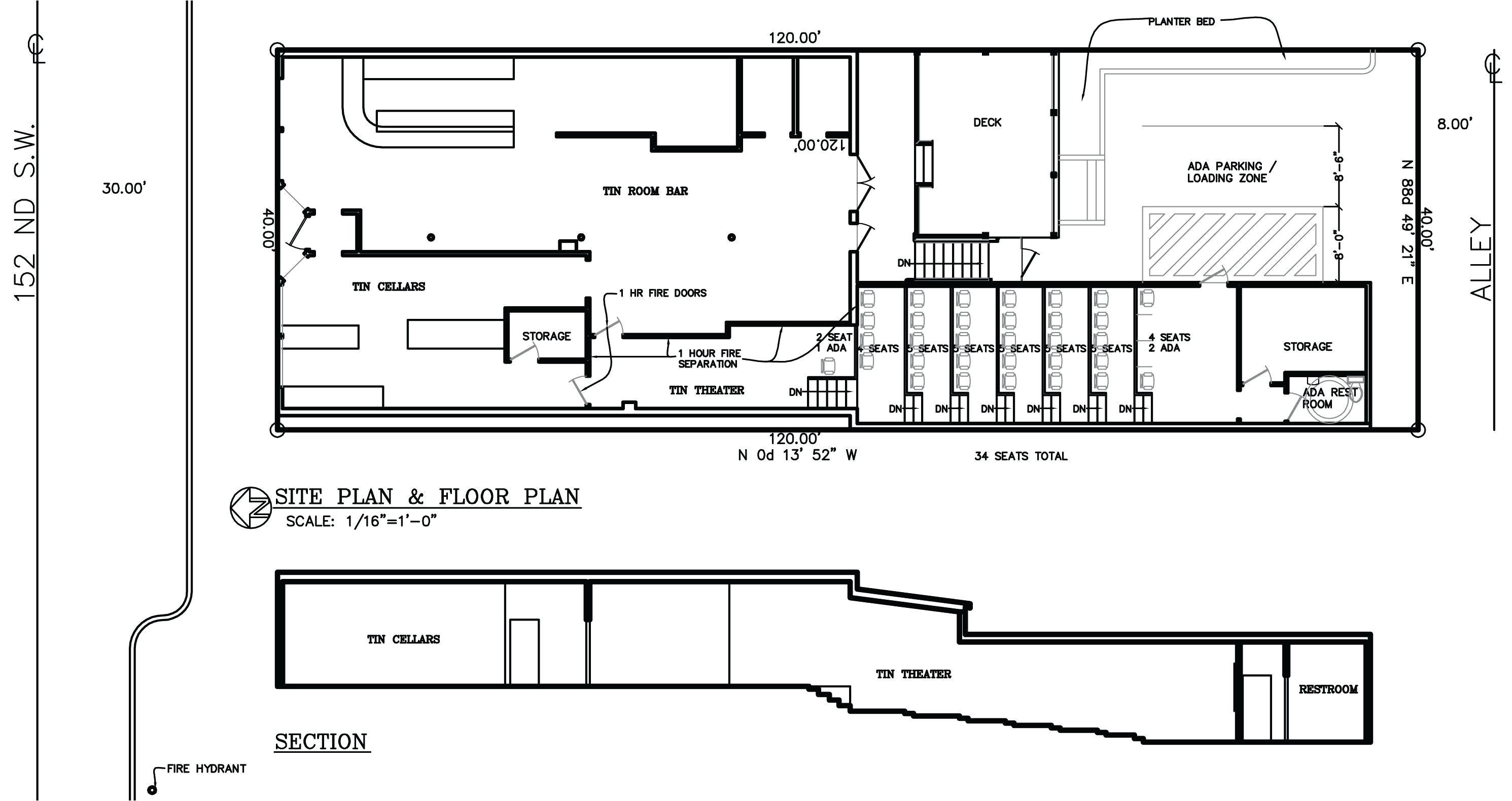 house of blues floor plan houston