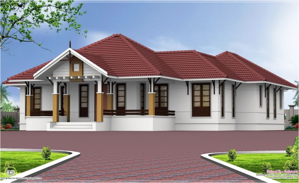 single story 4 bedroom house plans