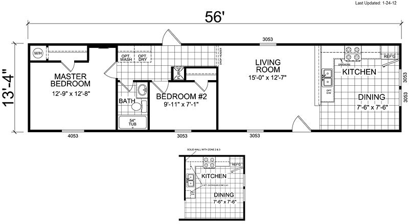 single wide mobile home floor plans 2 bedroom inspirational mobile homes single wide factory expo home centers new regarding