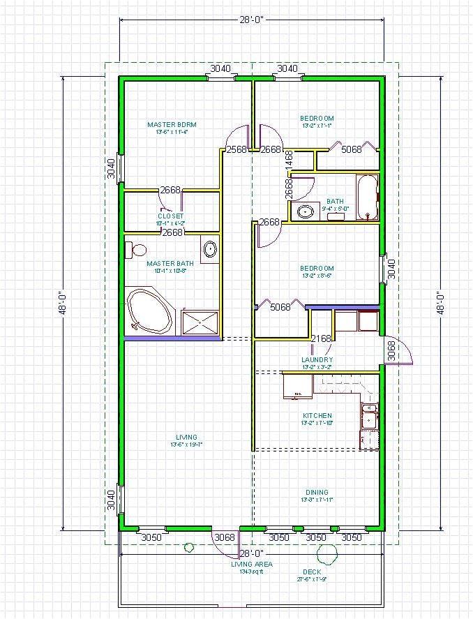 sips panels floor plans