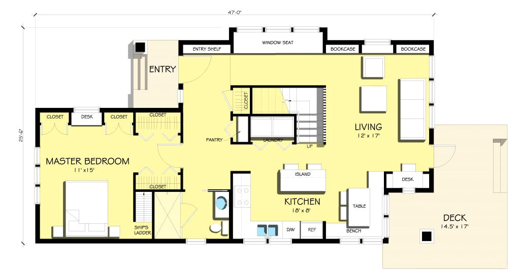 sip homes floor plans new not so big bungalow