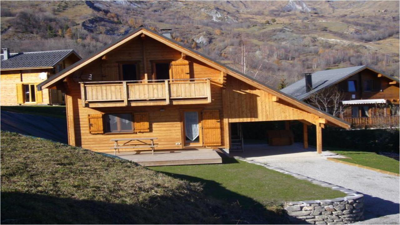 ski chalet house plans