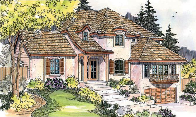 7 fresh hillside house plans for sloping lots