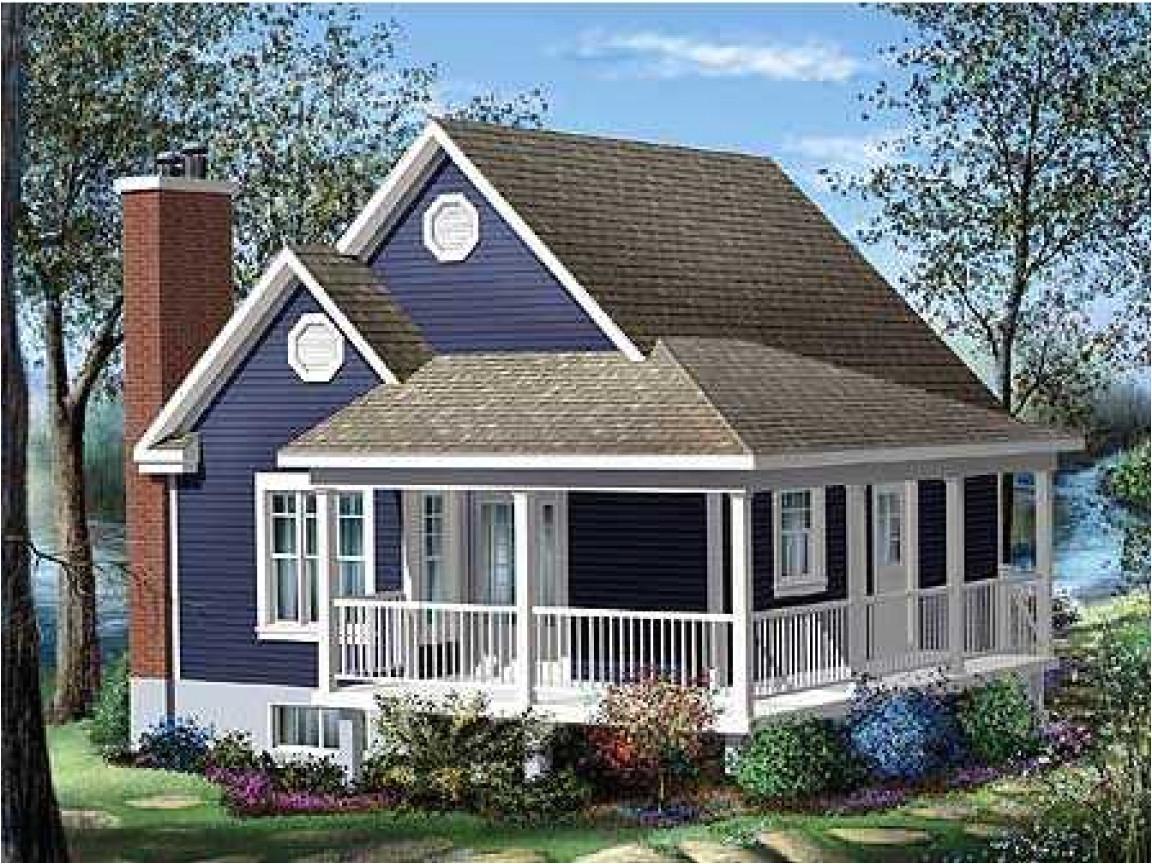 07d3a063817fc07f cottage house plans with porches cottage house plans with wrap around porch