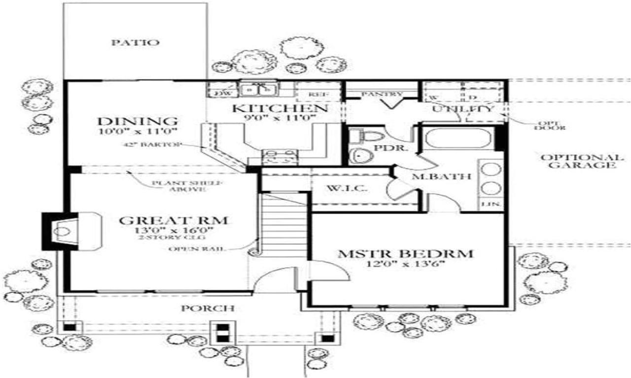 5106f887e015359b small log homes small country home floor plans