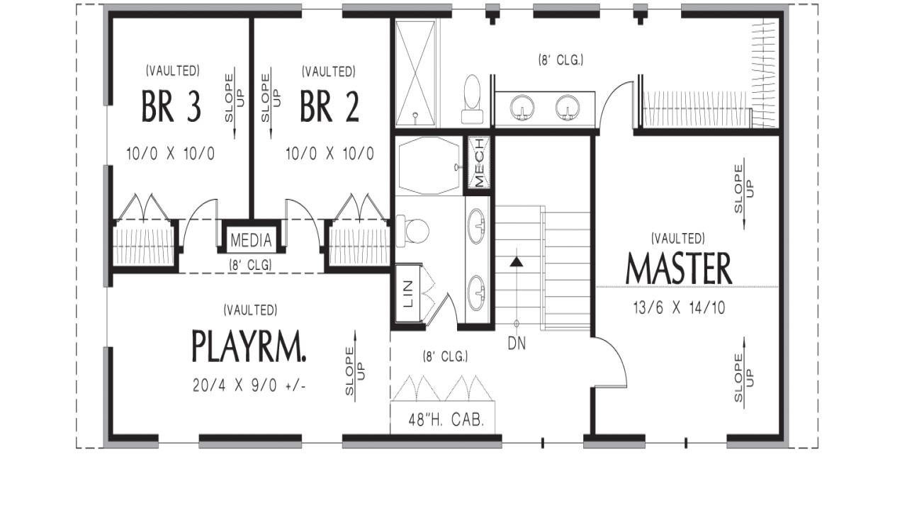 sample residential floor plans amp elevation