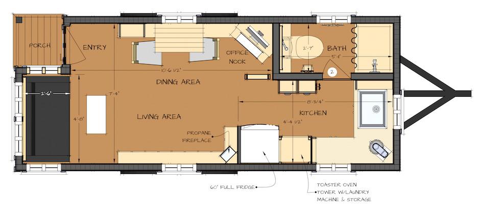 tiny house plans small catalog living 6
