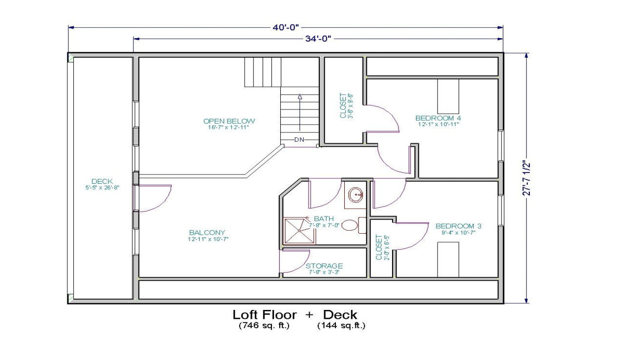 e80b3ab7f42bc2fb small house floor plans with loft small two bedroom house plans