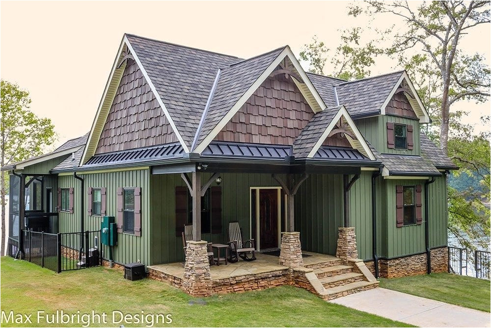 lake house plans with walkout basement inspirational small cottage plan with walkout basement