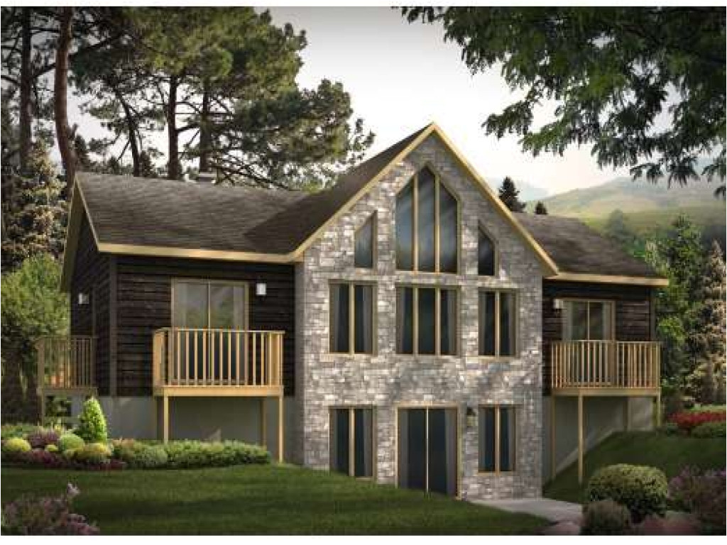 small house plans with walkout basement small house plans c411ad70ce5ed7e4