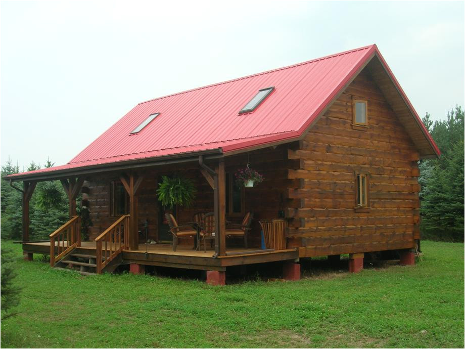 small log home designs