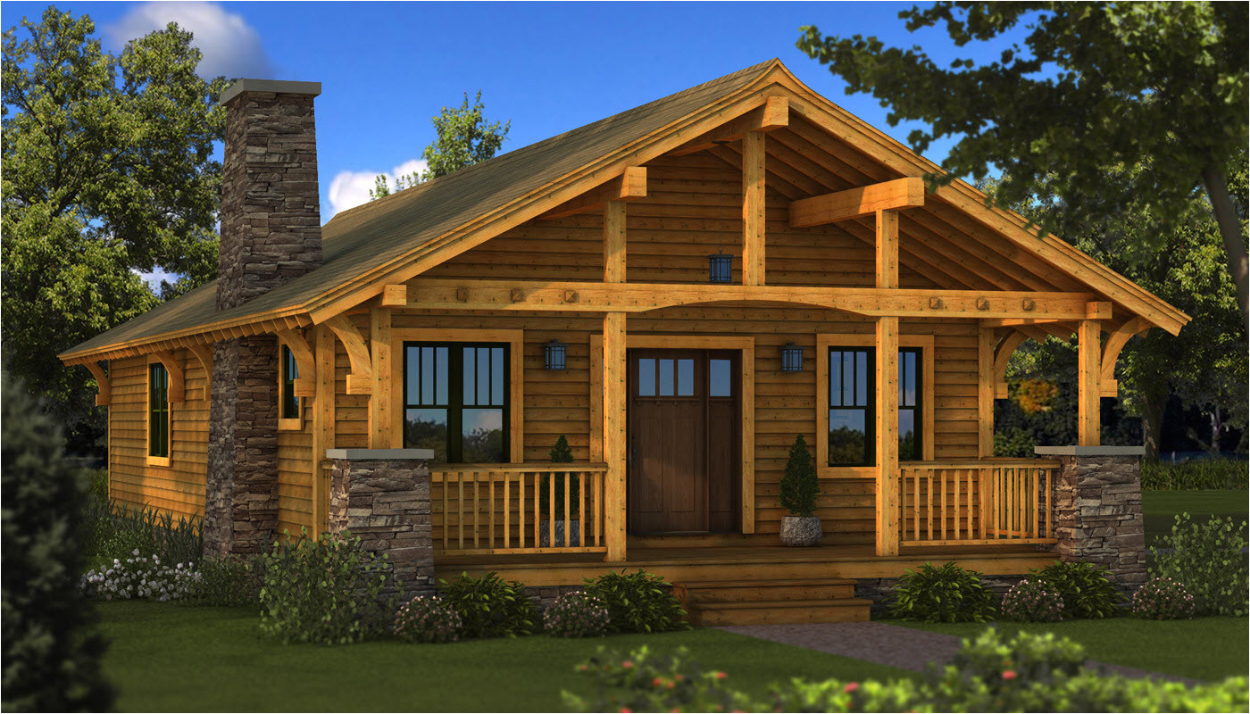 Small Log Home Plans Small Log Home Plans Smalltowndjs Com
