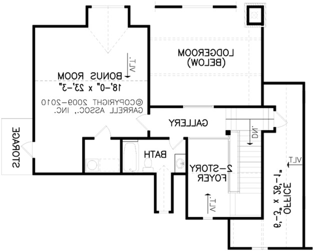 single story small house plans