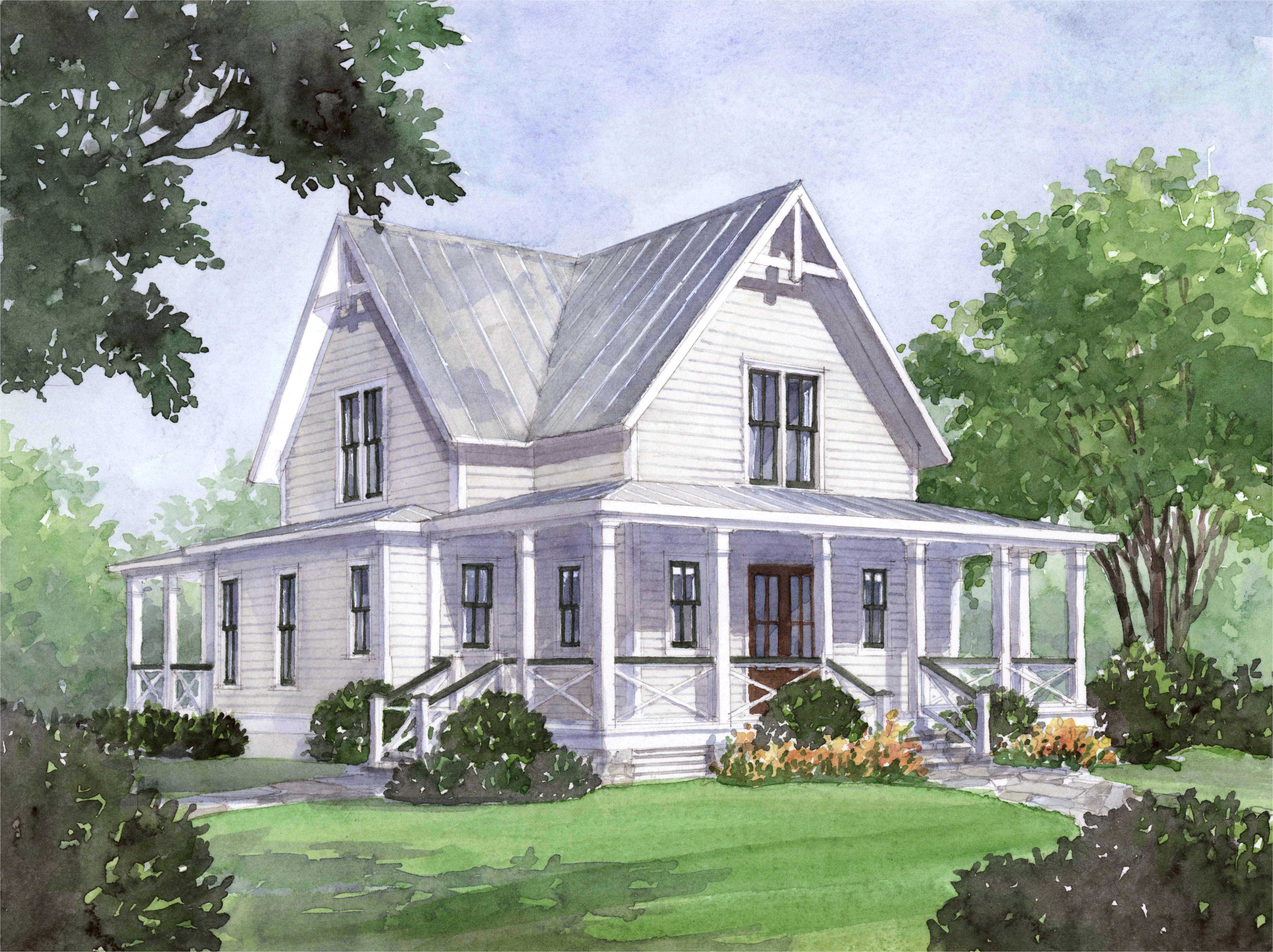 house plans southern living small houses