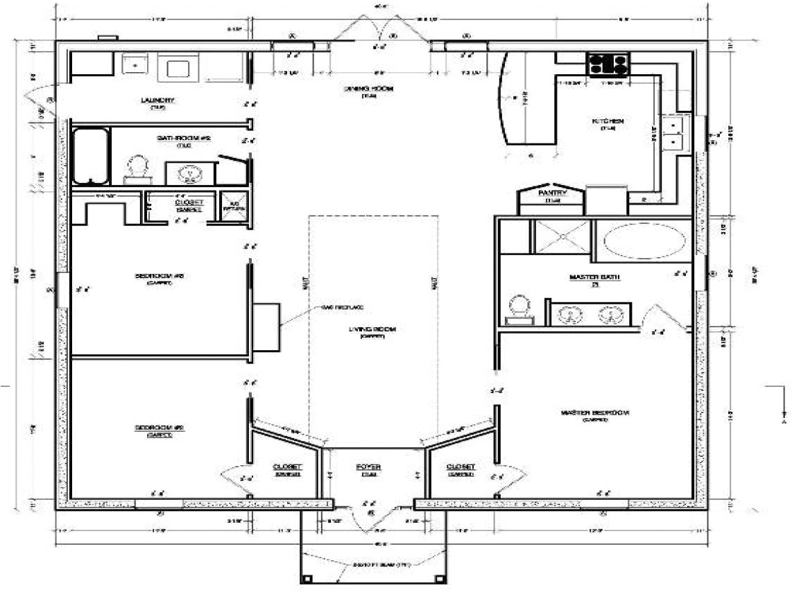Small Square Footage House Plans Models 1000 Square Foot Modern House Plans Modern House